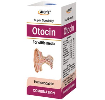 Allen Otocin Drops for ear ache, otalgia, itching in ear