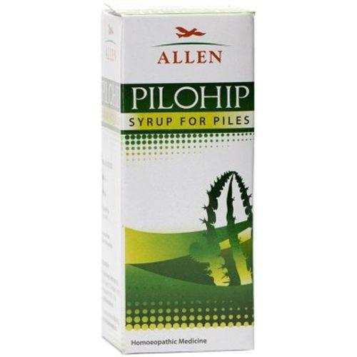 Allen Pilohip Syrup for Piles