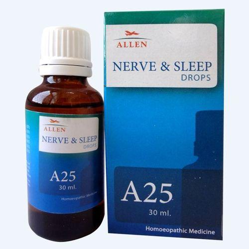 Allen A 25  Nerve And Sleep Drops