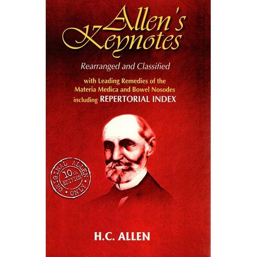 Allens Keynotes - Rearranged and Classified - H C Allen