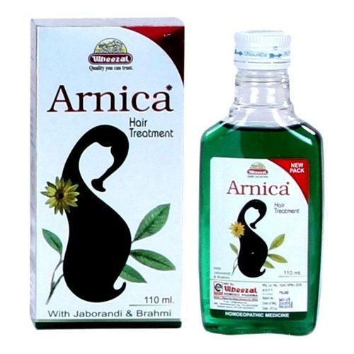 Wheezal Arnica Hair Treatment (Oil)
