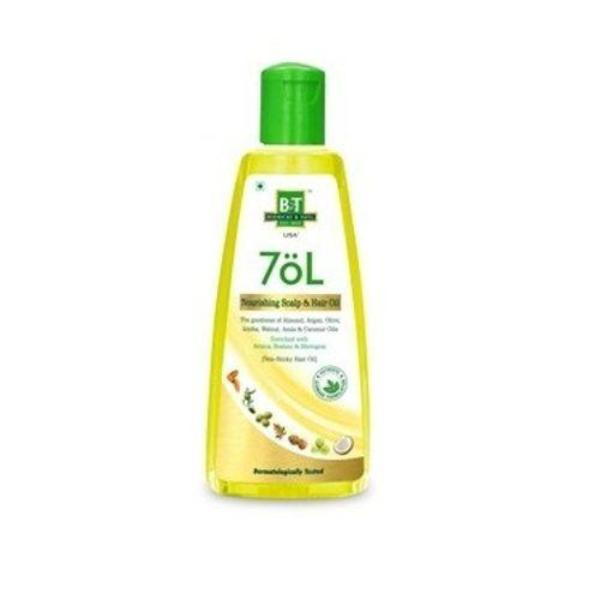 Schwabe B&T 7oL Nourishing Scalp and Hair Oil Enriched with Arnica, Brahmi and Bhringraj