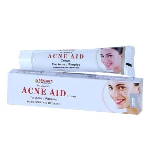 Bakson Acne Aid Cream for Acne and Pimples