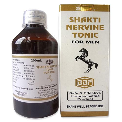 BBP Shakti Nervine Tonic For Men