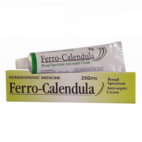 BBP Ferro-Calendula antiseptic cream -Pack of 3