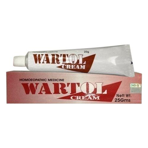 BBP Wartol-Cream for warts- pack of 3