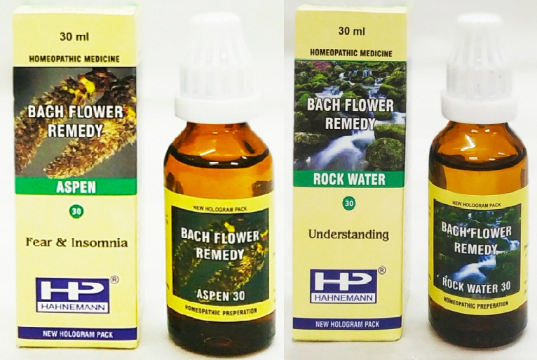 BFR Mix Aspen, Rock water for High sensitivity