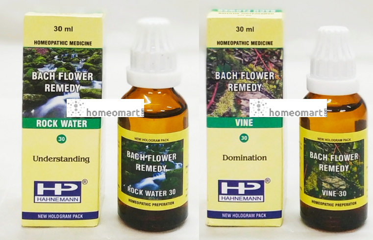 BFR Mix Rock Water, Vine for Headaches