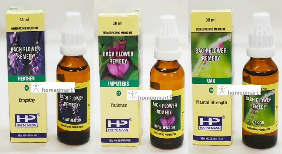 BFR Mix Heather, Impatiens, Oak for Allergy