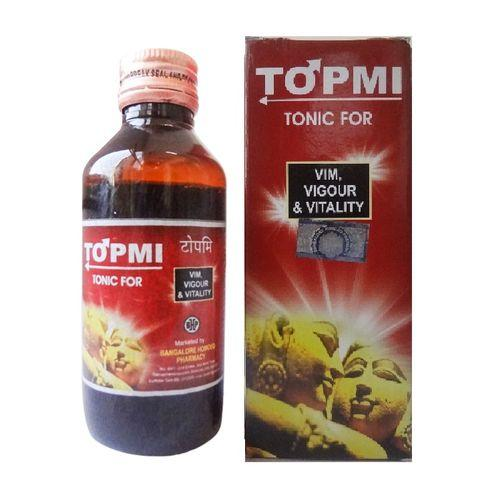 BHP Topmi Tonic for Vim, Vigour and Vitality