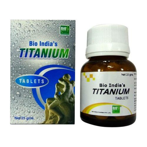 Bio India Titanium Tablets