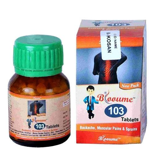Blooume 103 (Bakosan Tablets)