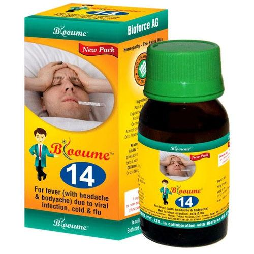 Blooume 14 (Fever Care Drops)