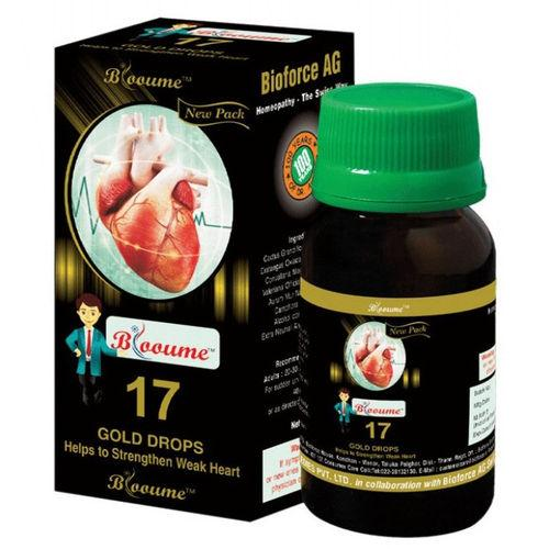 Blooume 17 (Heart Care Gold Drops)