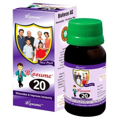 Blooume 20 IMMUNOFORCE drops