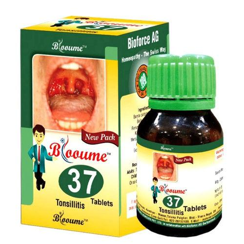 Blooume 37 Tonsisan Tablets