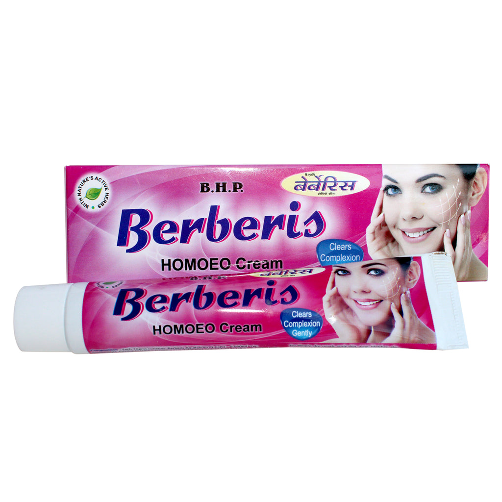 B H P Berberis Homoeo Cream - Excellent Complexion Cream -Pack of 2
