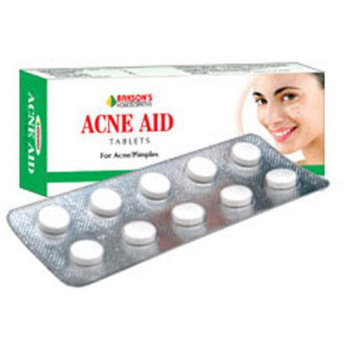 Bakson Acne Aid Tablet for Acne / Pimples