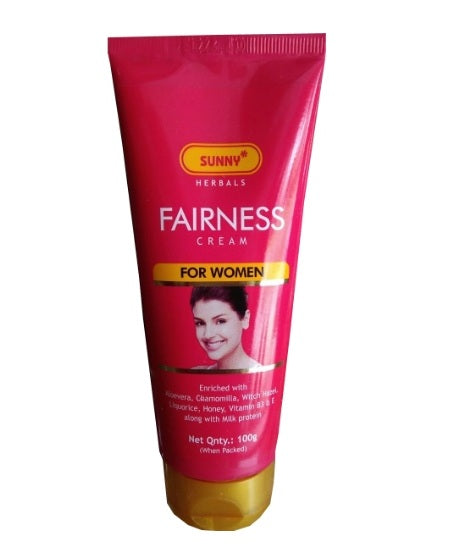 Bakson Sunny Herbal Fairness cream for women aloevera, witch hazel