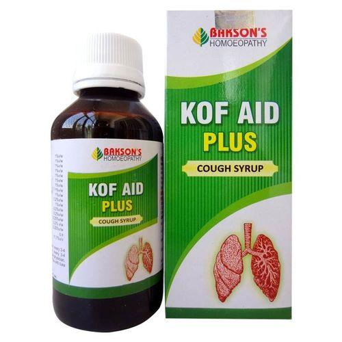 Bakson Kof Aid Plus Cough Syrup
