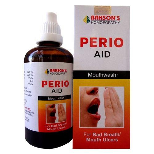 Bakson Perio Aid Mouth Wash