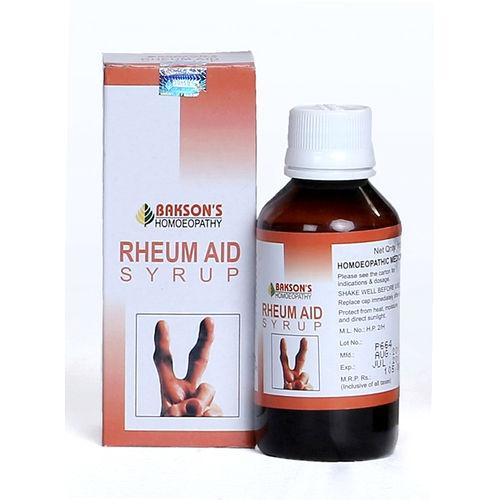 Baksons Rheum Aid Syrup for Joint pains, Stiffness and Swelling