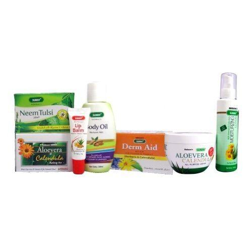 Bakson's  Beauty Care Combo (7 units)