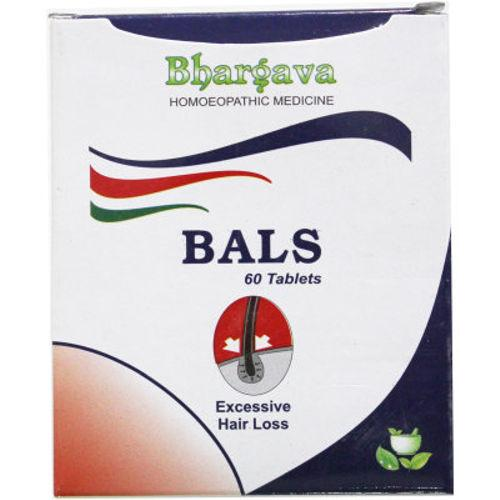 Bhargava Bals Tablets for Hair Loss, Premature Graying and Dandruff