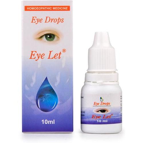 Bhargava Eye Let Drops for Soothing Stress Free Eyes