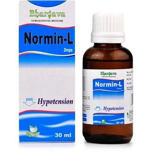 Bhargava Normin L Drops for Hypotension