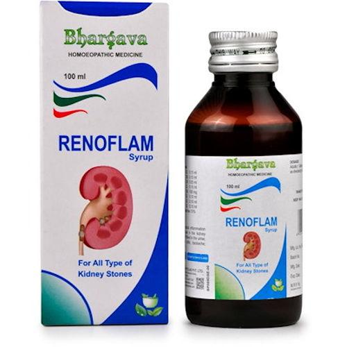 Bhargava Renoflam Syrup for All Types of Kidney Stones