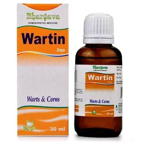 Bhargava Wartin Drops for Warts and Corns