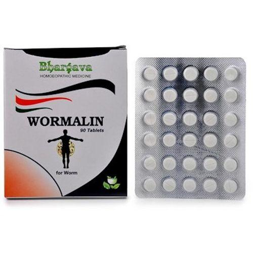 Bhargava Wormalin Tablets for Worm