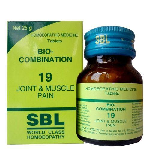 SBL Bio-combination No.19 for joint and muscle pain
