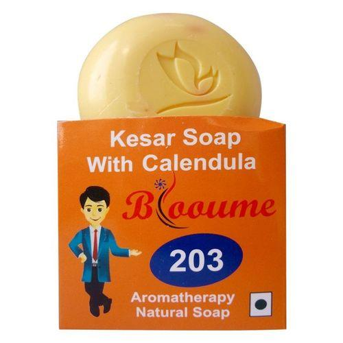 Blooume 203 Kesar soap with calendula