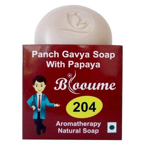 Blooume 204 Panch Gavya soap with papaya