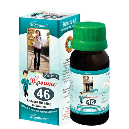 Blooume 46 Ashokasan Tonic - Reduces Bleeding in Women