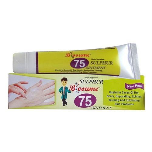 Blooume 75 Sulphur Salbe -Pack of 3