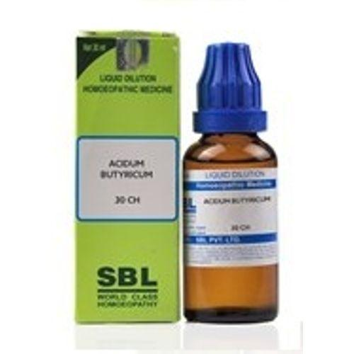 Acidum Butyricum Homeopathy Dilution 6C, 30C, 200C, 1M, 10M, CM