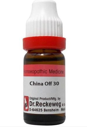 Cinchona Officinalis (China) Homeopathy Dilution 6C, 30C, 200C, 1M, 10M, CM