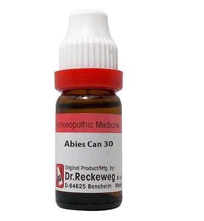 Abies Canadensis Homeopathy Dilution 6C, 30C, 200C, 1M, 10M