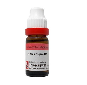 Abies Nigra Homeopathy Dilution 6C, 30C, 200C, 1M, 10M