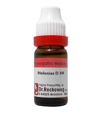 Dr Reckeweg Helonias Dioica Dilution 6C, 30C, 200C, 1M, 10M