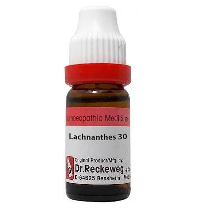 Dr Reckeweg Lachnanthes Dilution 6C, 30C, 200C, 1M, 10M