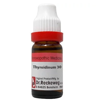 Dr Reckeweg Thyroidinum Dilution 6C, 30C, 200C, 1M, 10M