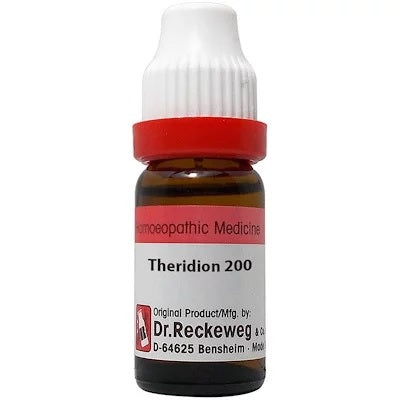 Dr Reckeweg Theridion C Dilution 6C, 30C, 200C, 1M, 10M