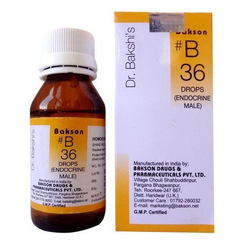 Dr.Bakshi B36 Endocrine Drops Male