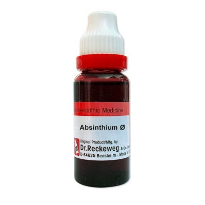 Absinthium Homeopathy Mother Tincture Q