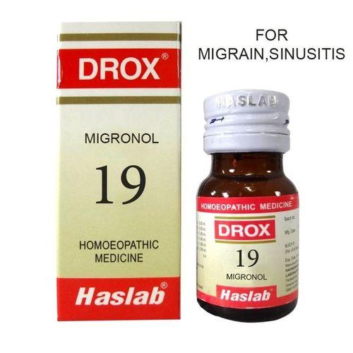 Drox-19 Migronol for migrin, sinusitis