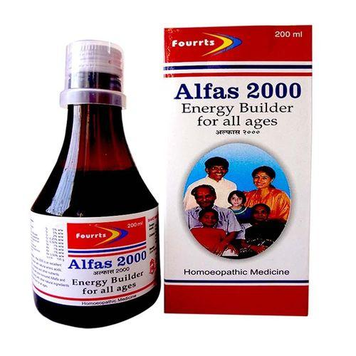 Fourrts Alfas 2000 Liquid